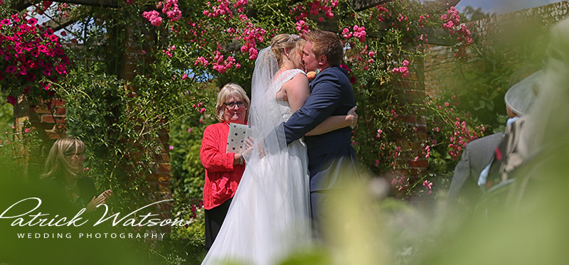 The Gunthorpe Hall wedding of Becca and Jono.
