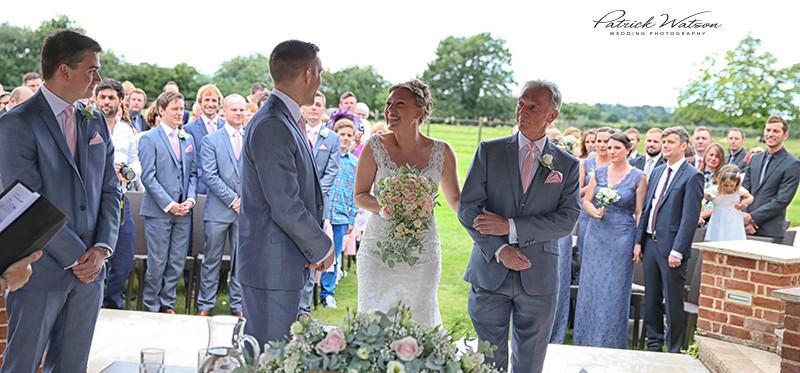 The Southwood Hall wedding of Ilena and James