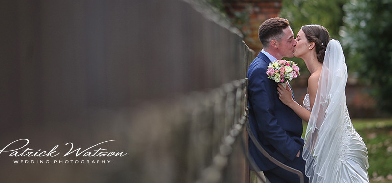 The Dunston Hall wedding of Sian and Richard