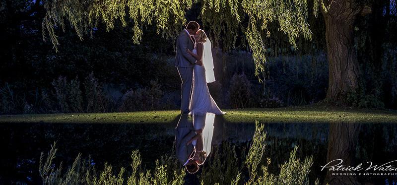 Louise and Kieran at Barnham Broom....take 2!!