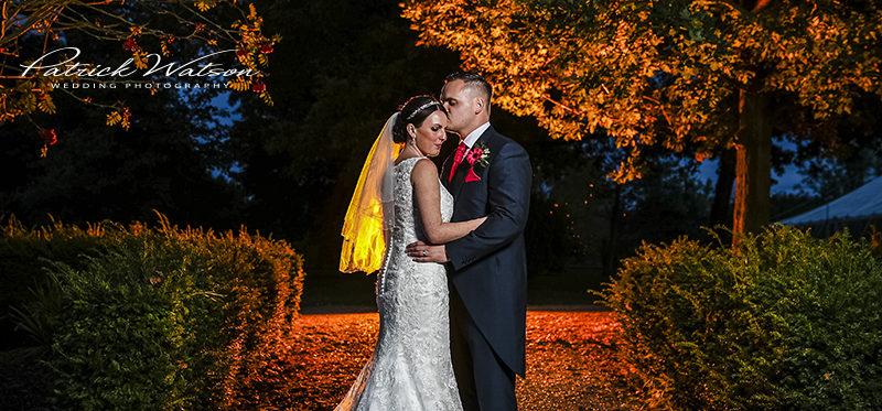 The Dunston Hall wedding of Faye and Matt